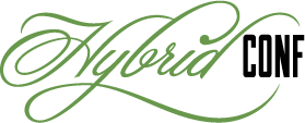 Logo of HybridConf